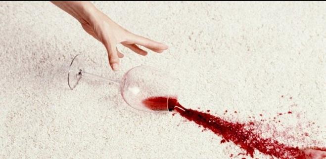 şarap lekesi nasıl çıkar,şarap lekesini ne çıkarır