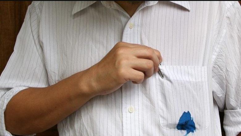 tükenmez kalem lekesi nasıl çıkar